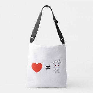 Bolsa da Billy-Cabra do amor nenhum