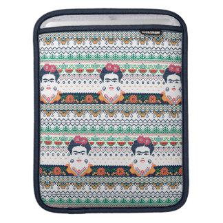 Bolsa De iPad Asteca de Frida Kahlo |