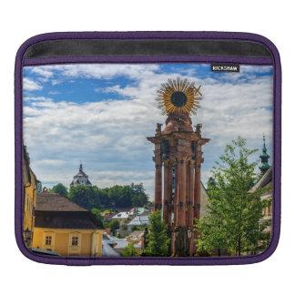 Bolsa De iPad Coluna do praga, Banska Stiavnica, Slovakia