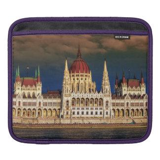 Bolsa De iPad Construção húngara do parlamento em Budapest,