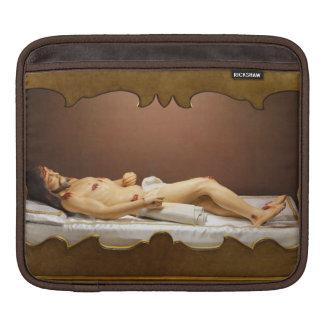 Bolsa De iPad Cristo inoperante