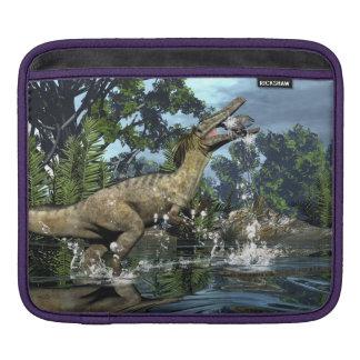 Bolsa De iPad Dinossauro de Austroraptor