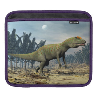 Bolsa De iPad Dinossauro do Allosaurus - 3D rendem