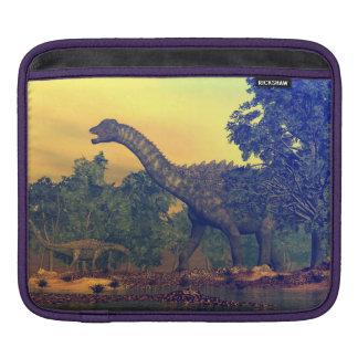 Bolsa De iPad Dinossauros do Ampelosaurus