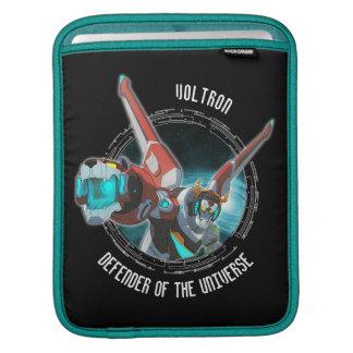 Bolsa De iPad Feixe vermelho do plasma do leão de Voltron |