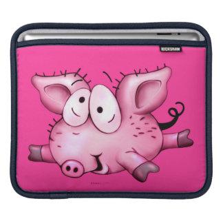 Bolsa De iPad iPad BONITO H dos DESENHOS ANIMADOS do Ti-PORCO