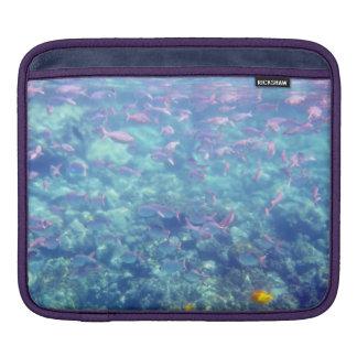 Bolsa De iPad Luva tropical do iPad dos peixes