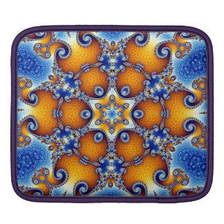 Bolsa De iPad Mandala da vida do oceano