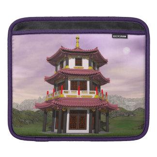 Bolsa De iPad Pagode - 3D rendem