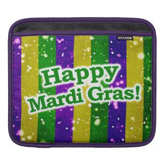 Bolsa De iPad Poster feliz do carnaval