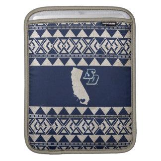 Bolsa De iPad Teste padrão tribal de USD | Califórnia