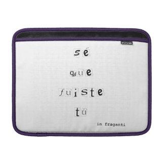 BOLSA DE MacBook AIR