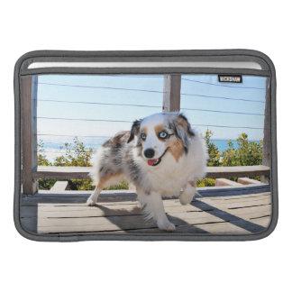 Bolsa De MacBook Air Bennett - mini australiano - Rosie - praia de
