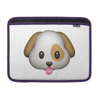 Bolsa De MacBook Air Cão - Emoji
