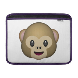 Bolsa De MacBook Air Macaco - Emoji