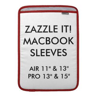 """Bolsa De MacBook Air O costume personalizou 13"""" a bolsa de laptop do ar"""