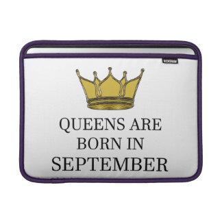 Bolsa De MacBook Air O Queens é nascido em setembro