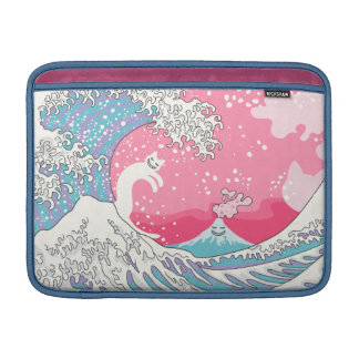 Bolsa De MacBook Air Psychodelic Bubblegum Kunagawa