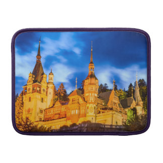 "Bolsa De MacBook Ar 13"" de Macbook castelo horizontal de Peles"