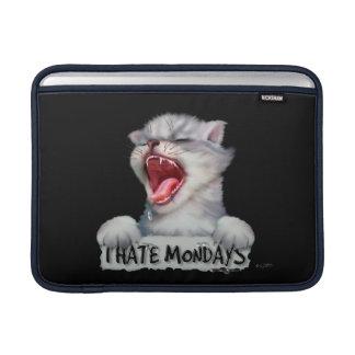 Bolsa De MacBook Ar BONITO de Macbook dos DESENHOS ANIMADOS do CAT