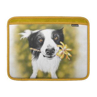 Bolsa De MacBook Cutie de border collie