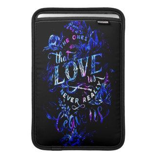Bolsa De MacBook O sonho do amante de esses que nos amam