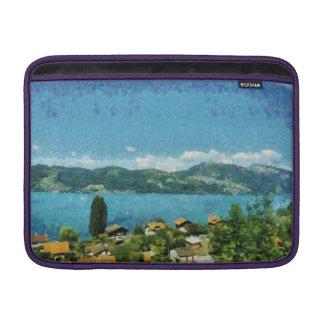 Bolsa De MacBook Porta, hortaliças e névoa