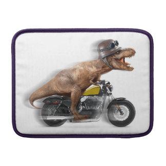Bolsa De MacBook Rex dos motocicleta-tiranossauros-t do rex de T -