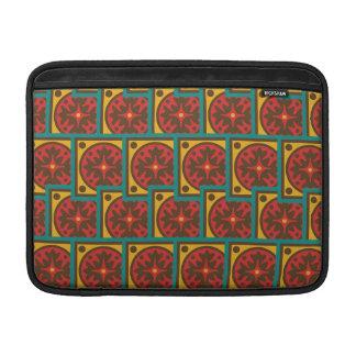 Bolsa De MacBook Teste padrão da tapeçaria