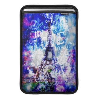 Bolsa De MacBook Universo Paris do arco-íris essas que nos amam