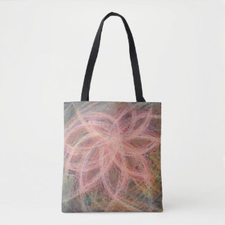 bolsa desenho flores
