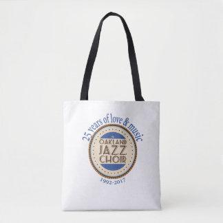 Bolsa do aniversário do coro do jazz de Oakland o