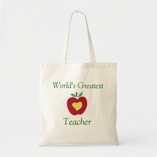 Bolsa do professor do mundo o grande