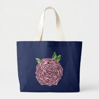 Bolsa Ecológica Vitral Rosa