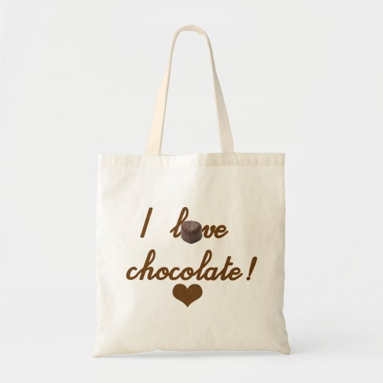 Bolsa I Love Chocolate