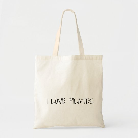 Bolsa I Love Pilates