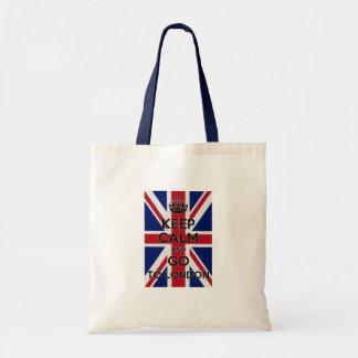 Bolsa Keep Calm and go to London