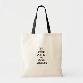 Bolsa Keep Calm Panda