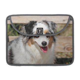 Bolsa MacBook Pro Bennett - mini australiano - Rosie - praia de