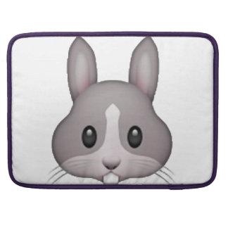 Bolsa MacBook Pro Coelho - Emoji