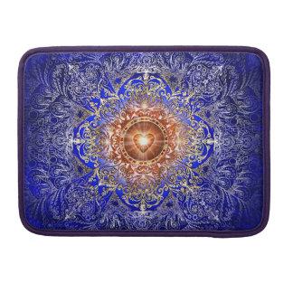 Bolsa MacBook Pro Constelação do coração H011