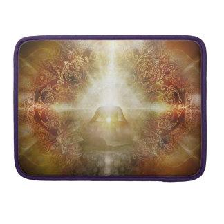 Bolsa MacBook Pro H048 Meditator Brown