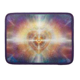 Bolsa MacBook Pro H115 coração bonito 2014