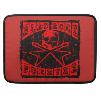 Bolsa MacBook Pro hard rock para sempre