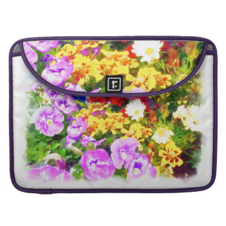 Bolsa MacBook Pro Jardim