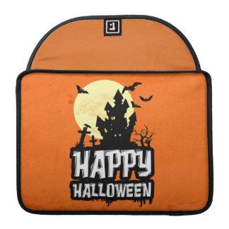 Bolsa MacBook Pro O Dia das Bruxas feliz