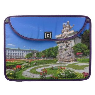 Bolsa MacBook Pro Palácio de Mirabell e jardins, Salzburg, Áustria
