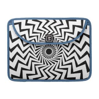 Bolsa MacBook Pro Parafuso de relâmpago tribal