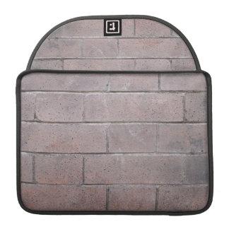 Bolsa MacBook Pro Parede de tijolo