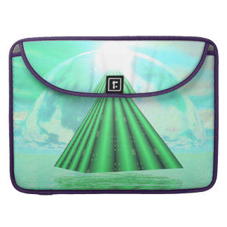 Bolsa MacBook Pro Pirâmide Mystical - 3D rendem
